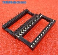 10шт 28 контактный 28pin IC погружения розетки адаптер тип хорошее качество