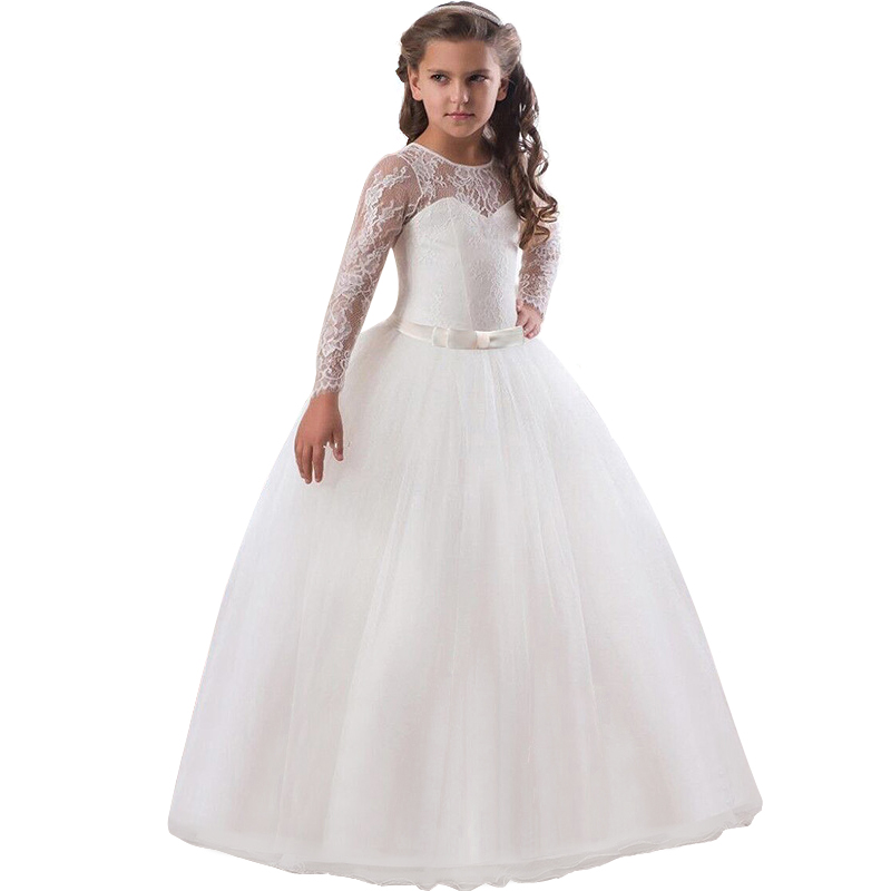 Disney Wedding Dresses 2019: 2019 Spring Party Wedding Dress Girls Dress Kids Dresses