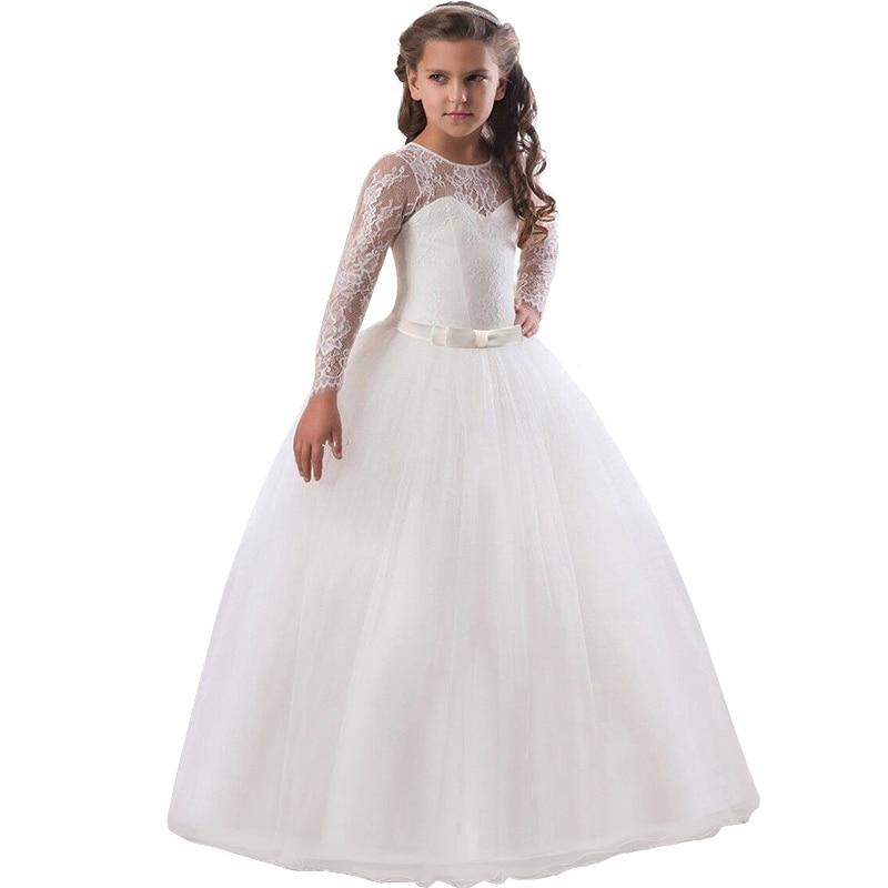 2019 Spring Party Wedding Dress Girls Dress Kids Dresses