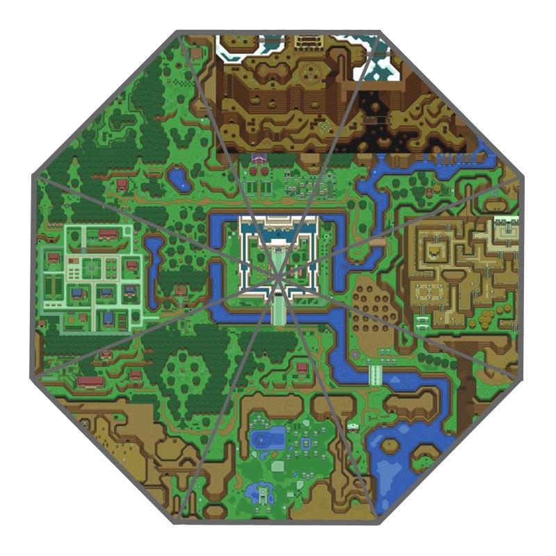 mapa guarda ộ_ộ ༽Personalizado The Legend of Zelda Aldeia de Párias Mapa  mapa guarda