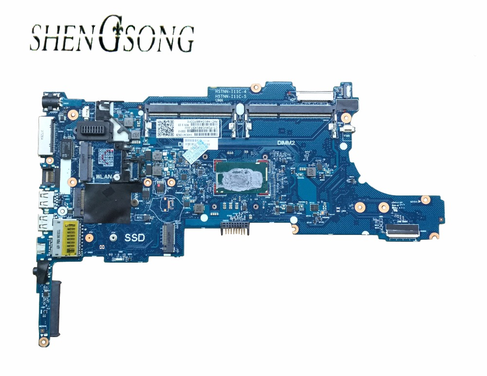 730803-001 730803-501 730803-601 Free Shipping for HP Elitebook 840 G1 Notebook motherboard 6050A2560201-MB-A03 I5-4300U DDR3 744010 601 744010 501 for hp 640 g1 650 g1 laptop motherboard 744010 001 6050a2566402 mb a04 qm87 hd8750m mainboard 100% tested