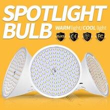 E27 Spotlight LED Bulb 3W GU10 220V Lamp 5W Spot Light MR16 Bombilla E14 Corn GU5.3 7W B22 Ampoule 2835SMD