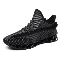 Running Shoes Men Summer Breathable Mesh Sneakers Boost Men Shoes Sport Trainers Male Lightwieght Sport Sneaker Fashion