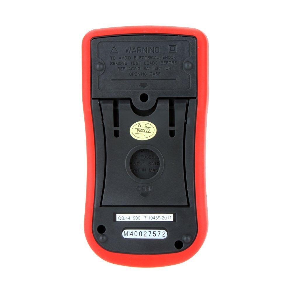 UNI T UT136B digitaalne multimeeter 3999 Count DMM AC DC Voltmeeter - Mõõtevahendid - Foto 3