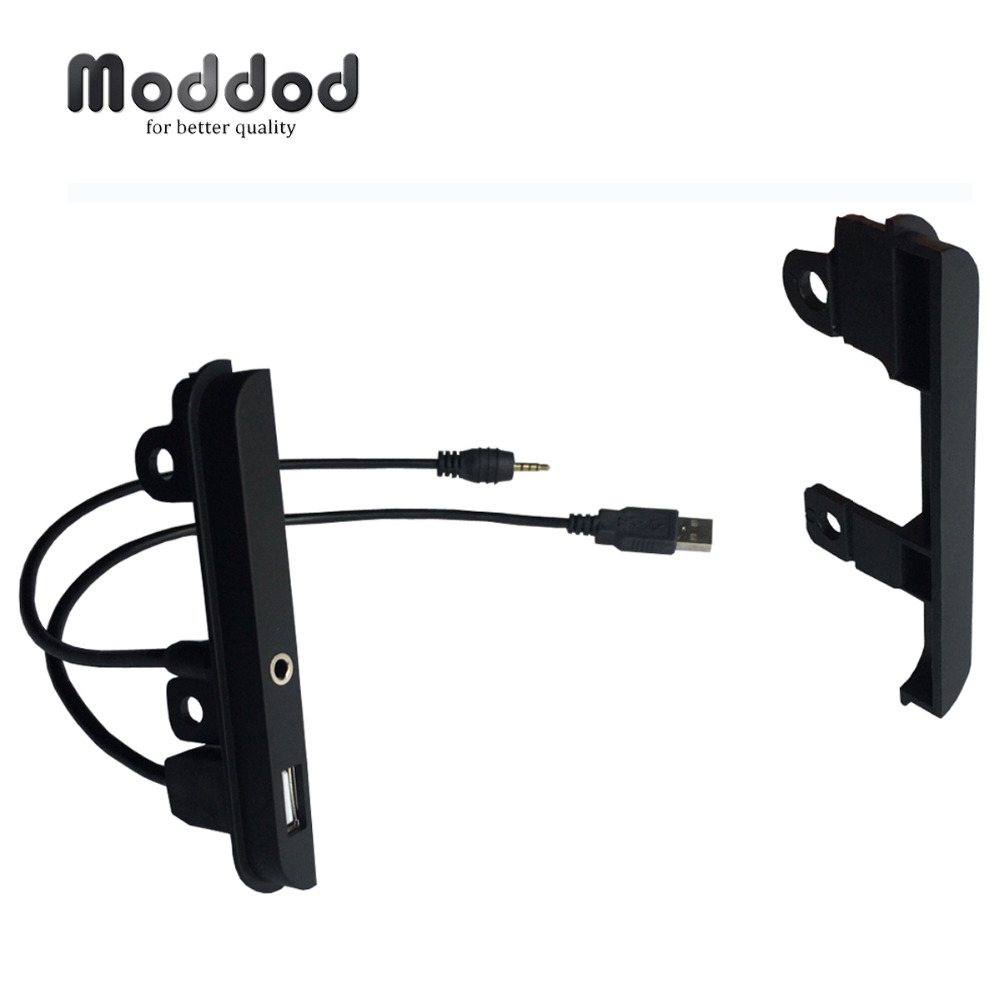Double Din Radio Installation Side for Toyota Corolla Yaris Scion MR2 Vehicles with AUX + USB Port Fascia Frame Plate Dash Kits Double Din Radio Installation Side for Toyota Corolla Yaris Scion MR2 Vehicles with AUX + USB Port Fascia Frame Plate Dash Kits
