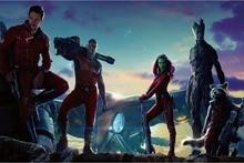Free shipping,Guardians of the Galaxy Movie,Poster HD HOME WALL Decor Custom ART PRINT Silk Wallpaper unframed -1601