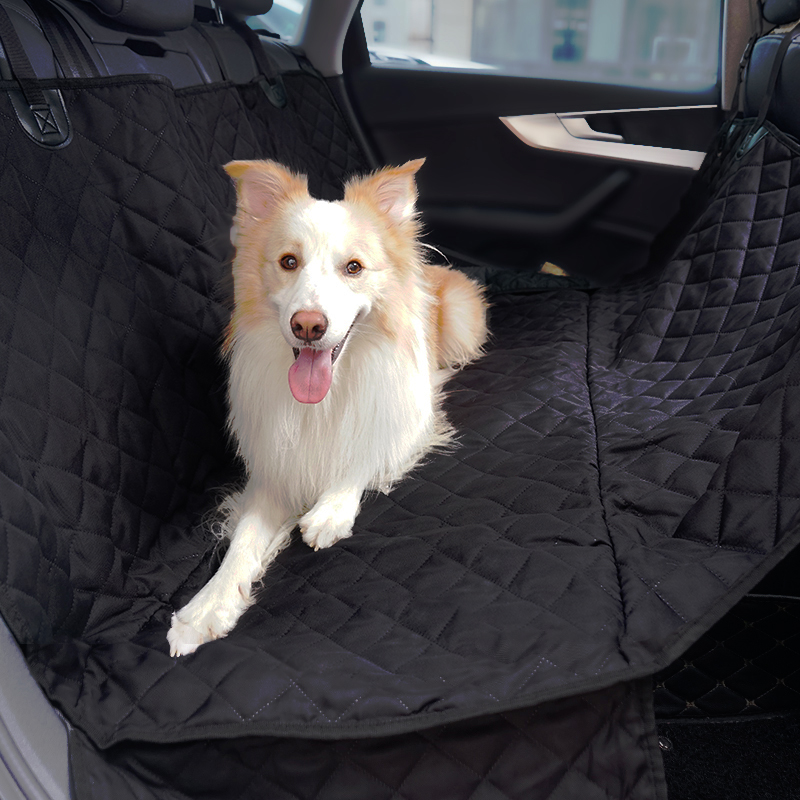 Senior Pet Dogs Car Seat Cover Waterproof Puppies Small Big Animals Seat Carrying Transportation Protector Abrasion