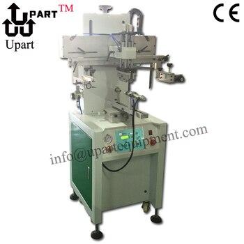 curve screen printer price cylindrical screen printing machine