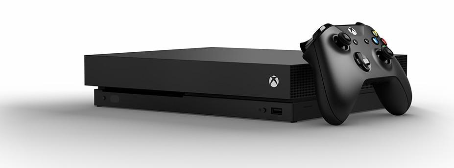 Microsoft Xbox One X 1 to + Forza Horizon 4 + Forza Motorsport 7, Xbox One X, noir, 8192 mo, GDDR5, 12288 mo, HDDMicrosoft Xbox One X 1 to + Forza Horizon 4 + Forza Motorsport 7, Xbox One X, noir, 8192 mo, GDDR5, 12288 mo, HDD