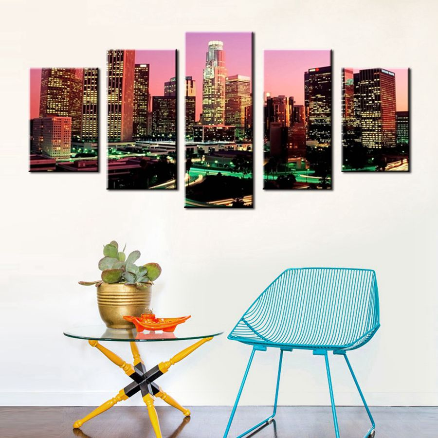 Los Angeles Wall Art popular wall art painting los angeles-buy cheap wall art painting