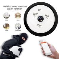 Wireless VR Camera HD Smart 360 Degree Panoramic CCTV Security Camera Night Vision Two Way Audio