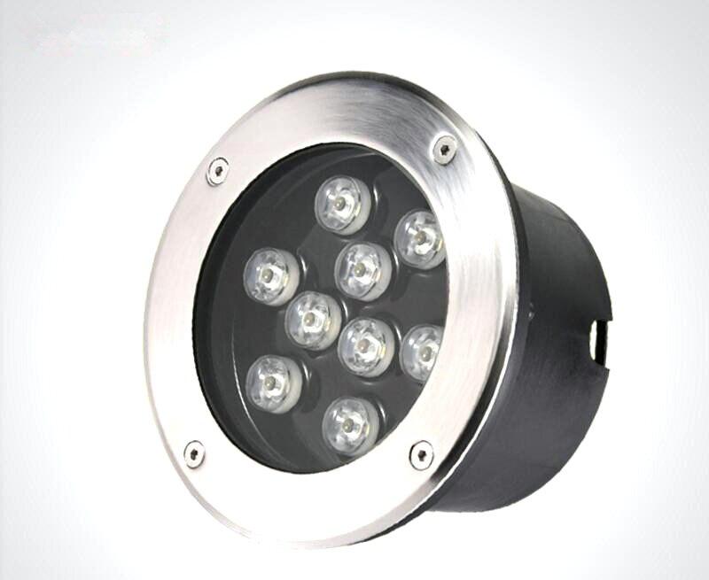 W Lâmpadas LED Subterrâneos LED Ao Ar
