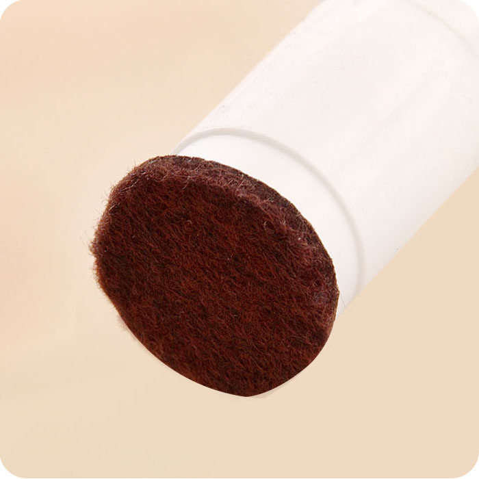 12 Pieces 29mm Round Felt Pads Table Chair Sofa Furniture Liance Protection Cushion Gasket Floor Abrasion Protector Guards In Accessories From