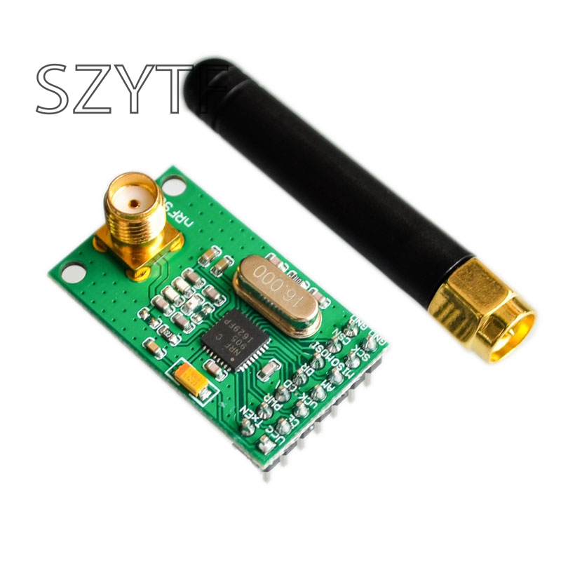 NRF905 Wireless  Module Transmission Module NF905SE With Antenna