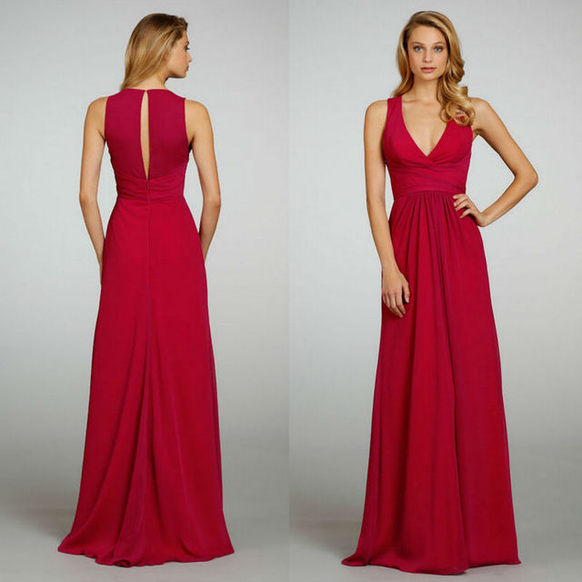 Empire Style Long Gowns