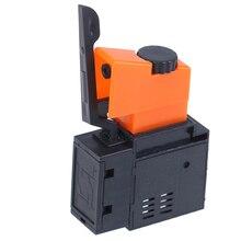 AC 250V/4A FA2 4/1BEK, interruptor de velocidad ajustable para interruptores de taladro eléctrico, alta calidad