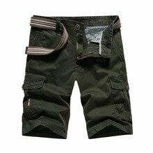 Tailor Pal Love Fashion Shorts Men Solid Cotton Short Mens Homme masculino Cargo Shorts Plus Size 29-38 Camo Short bermuda#B0