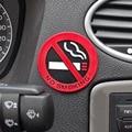 Новейшие наклейки с логотипом «не курить», автомобильные наклейки, автомобильный стайлинг для Chevrolet Cruze, Ford Focus 2 3, для Mazda, для Volkswagen