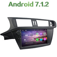 Android 7 1 2 Quad Core 2G RAM Car Multimedia System Radio Touch Screen GPS For