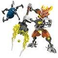 Bionicle Piedra Guardián Bloques de Construcción Bloques De Plástico Ensambladas Juguetes de Niño Juguetes de Bebé Aprendizaje Temprano Regalo de Los Niños