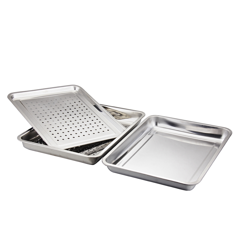 Stainless Steel Tea Tray Drainage water Storage Kung Fu