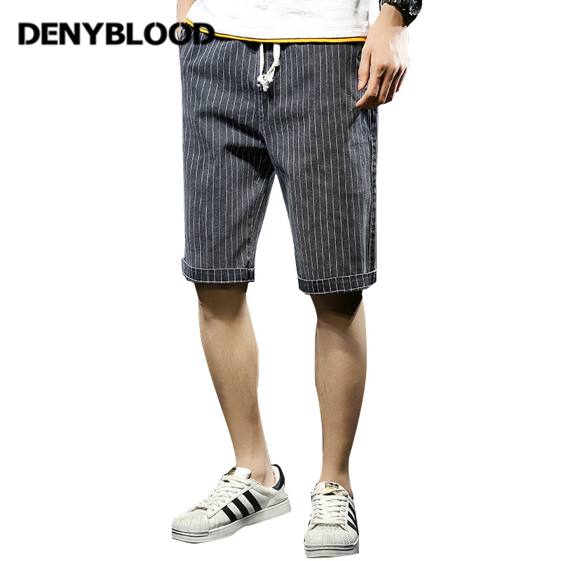 f836bb8c79 Denyblood Jeans Mens Casual Shorts Plus Size S-7XL Stretch Beachshorts  Bermuda Hip Hop Shorts Workout Clothing Men Shorts 331 ~ Free Delivery July  2019