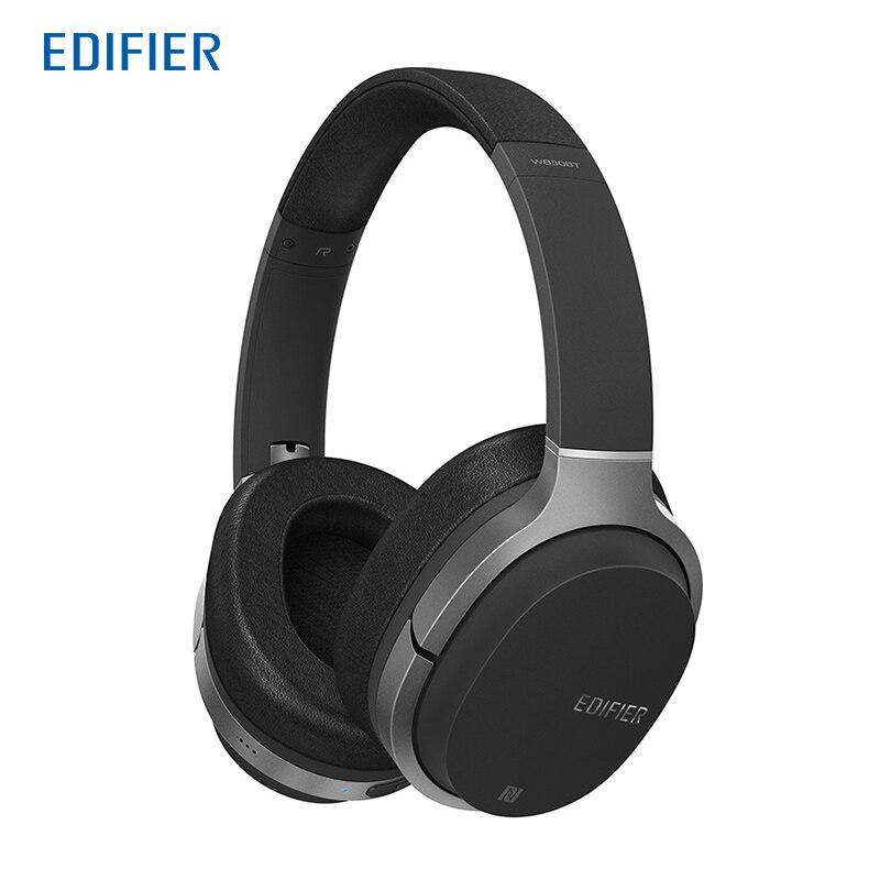 Edifier W830BT Bluetooth наушники беспроводной 40 мм неодимовые драйверы глубокий бас с NFC для iphone xiaomi