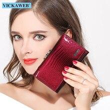 女性財布小さなショート本革財布女性のワニの掛け金コイン財布女性財布ミニレディース財布と財布