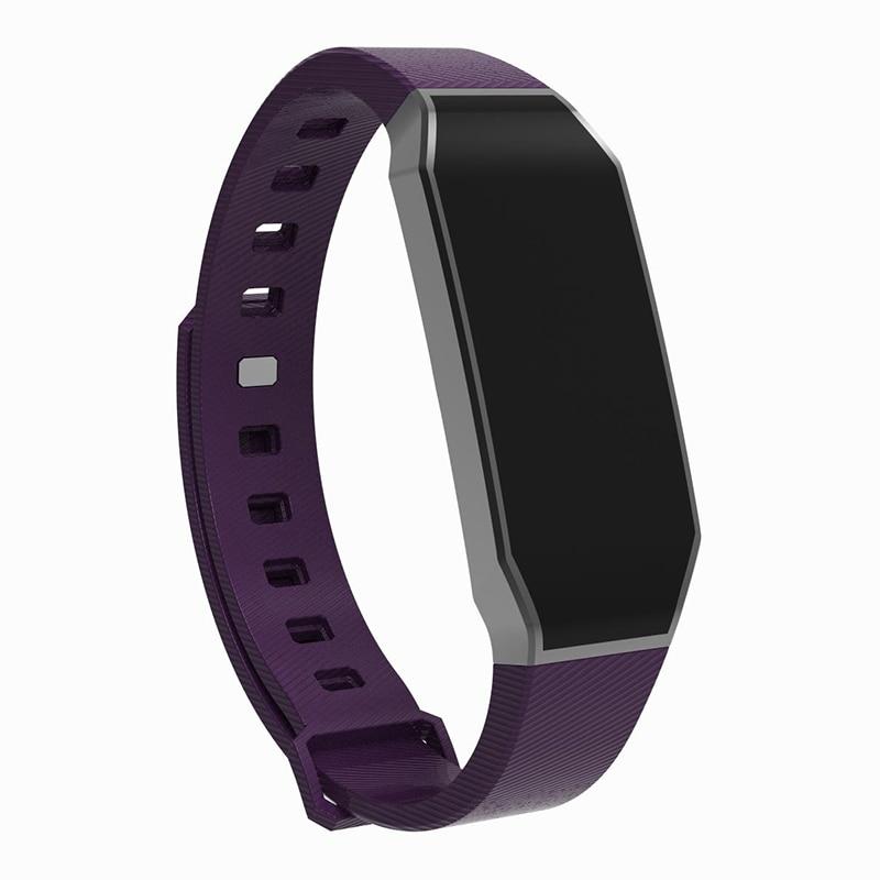 2018Vrouwen Mannen Smart Armbåndsur Horloge Sport Vandtæt blodtryk - Mænds ure - Foto 4