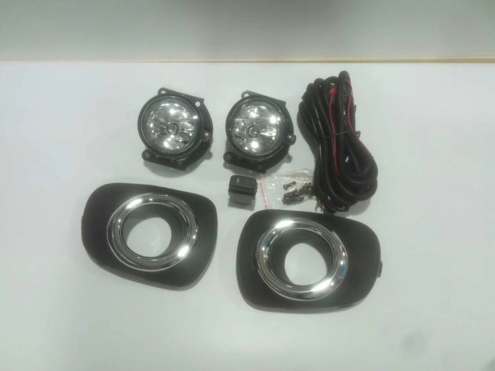 RQXR fog lamp assembly for Mitsubishi pajero sport 2010-2014