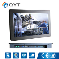 15 18.5 19 22 inch Industrial Touch Screen pc all in one computer Intel i5 3337U 1.8GHz Win7 8 10 System 4G RAM 32G SSD