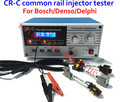 Factory Sale CR-C Diesel Common rail injector tester engine diagnostic tool diesel injector test tool for bosch/delphi/denso