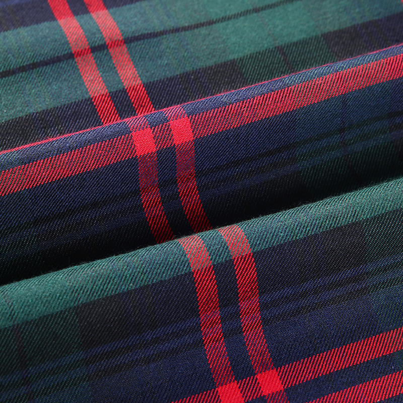 Frauen Blusen Neue Frühlingsmode Plus Size Kariertes Hemd Frauen - Damenbekleidung - Foto 6