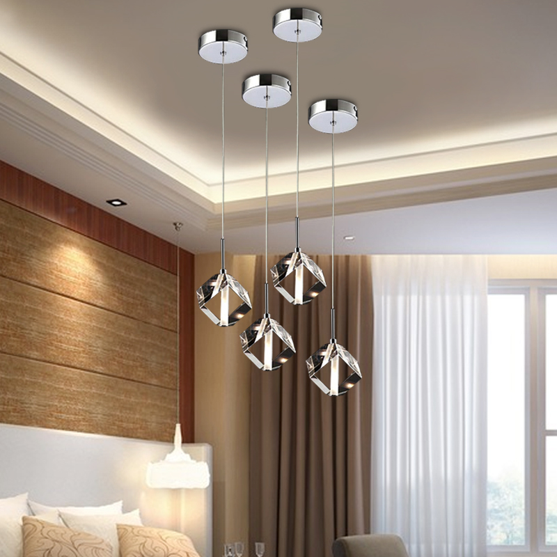 LED lights Nordic American creative personality Modern minimalist living room lighting Creative bedroom lights Atmospheric led led ledchandelier post modern minimalist living room nordic creative bedroom dining room lights abaju