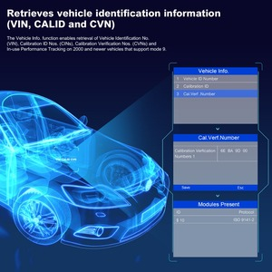 Image 3 - Autel escáner automático ML519 OBD2, herramienta de diagnóstico OBD 2, escáner de diagnóstico de coche Eobd Automotriz