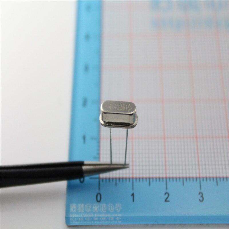 Резонатор 10 . 4.433 4.433 hc/49S