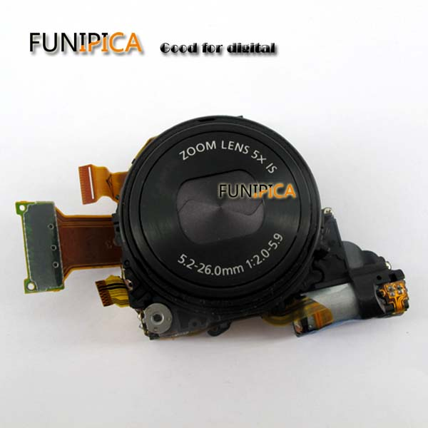 98 new original lens for Canon S100 Camera Repair Replacement Parts S100 zoom S100V Lens with