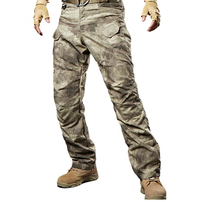 2016 Military Army Camouflage Pants Male Special forces Tactical Overalls - Equipment Store store