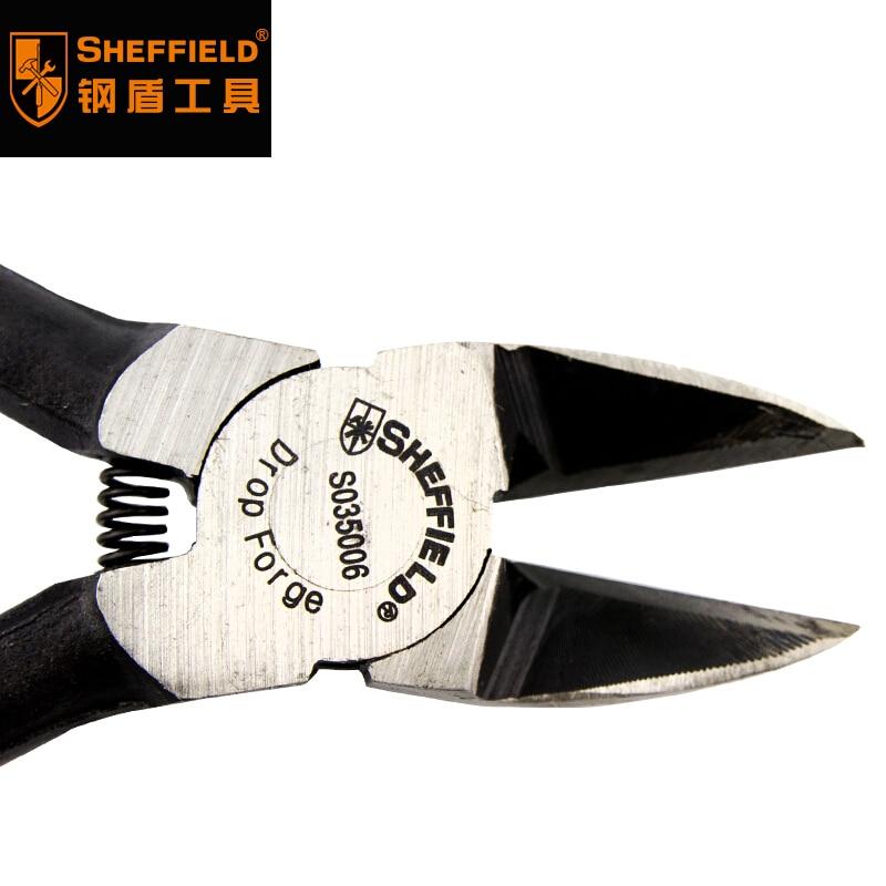 SHEFFIELD Diagonaalsed plastist tangid, elektroonilise plasttraadist - Käsitööriistad - Foto 2
