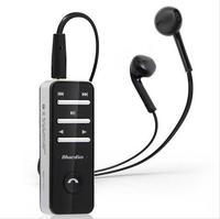 Oryginalny i4 Klip Bezprzewodowa Bluetooth 3.0 W Ucho Słuchawki Słuchawki Stereofoniczne Słuchawki Mic uszny dla iphone7