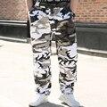 2016 Моды Камуфляж Брюки-Карго Мужчины Тактические Брюки Повседневные Шаровары открытом воздухе Армии Военные Брюки Pantalon Homme 5XL 6XL 503