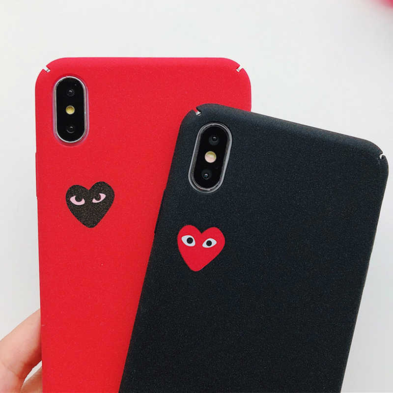 comme des garcons phone case iphone 8