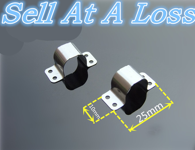 2pc Metal Motor Base Frame K813 for our N20 Micro Gear Motor Wonderful DIY Parts High Quality Sell At A Loss USA Belarus Ukraine 5pcs g46 usb 3 0 a type female socket connector for high speed data transmission high quality sell at a loss usa belarus ukraine