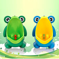 Лягушка детский горшок для мальчика лесенкой для путешествия для приучения к горшку в виде лягушки стенд вертикальной Penico Пи младенческой ...
