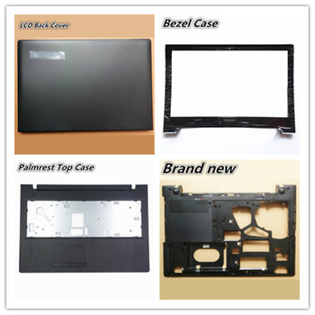 Palmrest Upper Cover Keyboard Housing Cover For lenovo G50-80 G50-70 75 G50-35 G50-30 G50-45 Bottom Cover Lower Case Carcass image