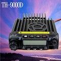 TYT УКВ 136-174 МГц TH9000D 60 Вт Скремблер Автомобиль Грузовик Мобильный трансивер 200Ч Приемо-передающие устройства qyt kt8900 TYT TH-9800 Хэм радио