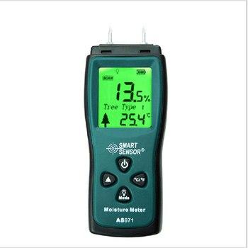 Moisture Meter Wood High Precision Tester Moisture Analyzer AS971