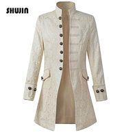 Men Suits For Wedding Floral Mens Blazer Jacket Tuxedo Flower Blazer Men Stage Male Suit Hosting Costumes Fashion SHUJIN 44