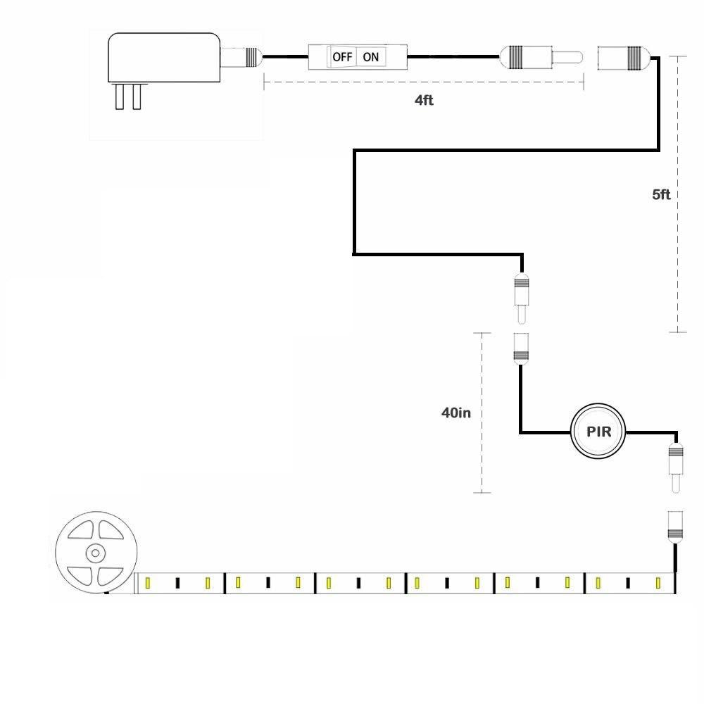 Großzügig Führte Unter Beleuchtung Küchenschrank Bilder - Küche Set ...