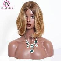Jüdische Perücke Koschere Europäischen Reines Haar Unverarbeitete Frauen Perücke 100% Menschenhaar Pre Gezupft Farbige Perücke Volle Ende Rosa Königin haar